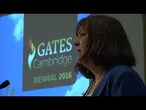 Bridget Kendall   keynote speech