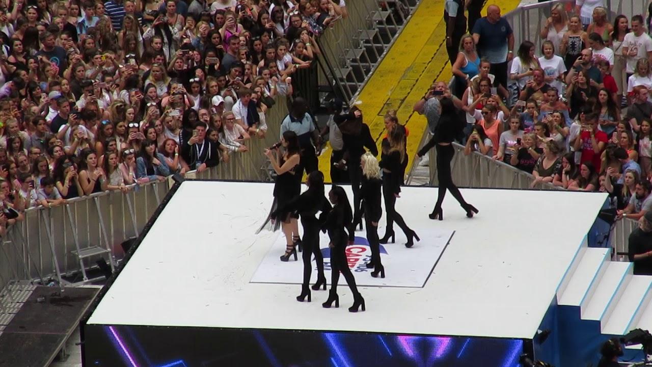 Download Dua Lipa performing Blow Your Mind at Capital's Summertime Ball 2017 Wembley Stadium 10th June