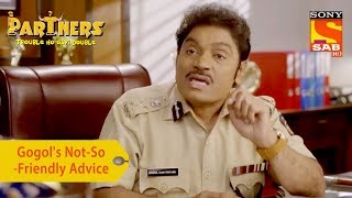 Your Favorite Character | Gogol's Not-So-Friendly Advice | Partners Trouble Ho Gayi Double