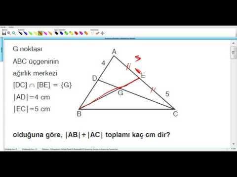 Kenarortay Kavramı Ve Kenarortay Teoremi 1