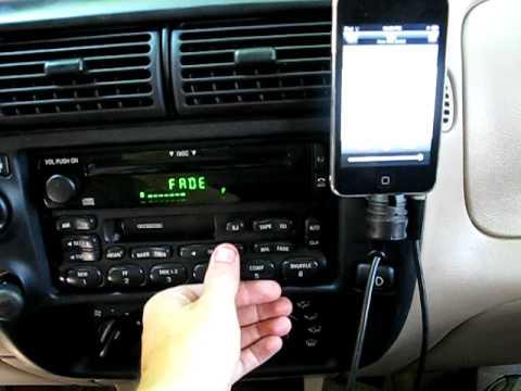 2000 Ford Ranger Aux Test Youtube