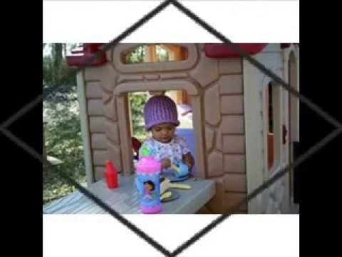 Marvelous Little Tikes Picnic On The Patio Playhouse