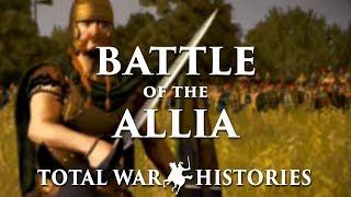 Battle of the Allia 390 BC | Gallic Invasion of Rome (Part 2)