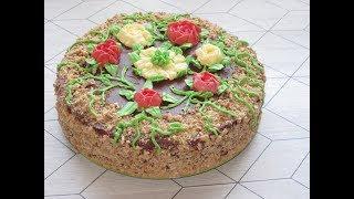 Киевский торт . Торт .
