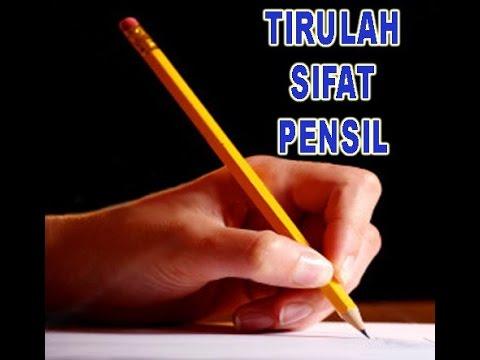 Motivasi Inspiratif Banget! Belajar Dari Pensil