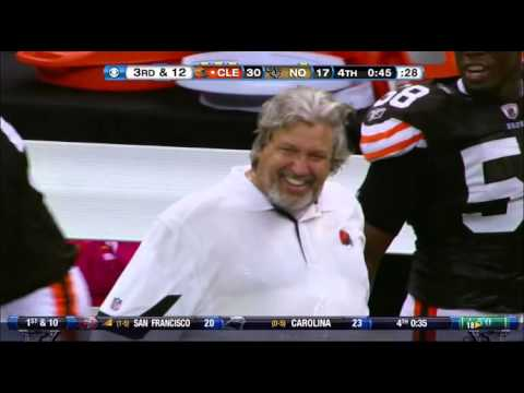 Rob Ryan & Browns win Superbowl