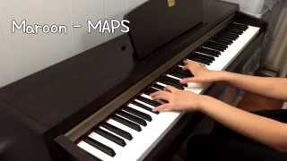 Maps - Maroon 5 마룬5 Piano Cover/ Arranged and played by Serim 세...