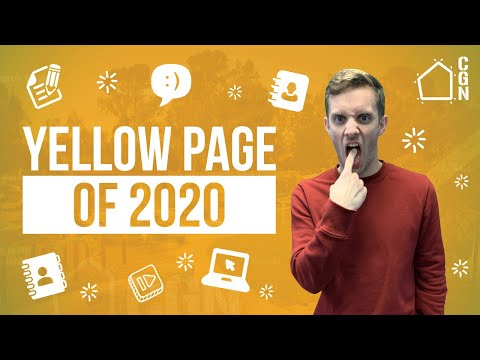 How To Use Yellow Pages In 2020 | Marketing For Contractors