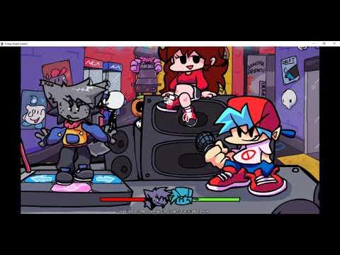 Friday Night Modding- Arcade Showdown (Kapi full week update) |