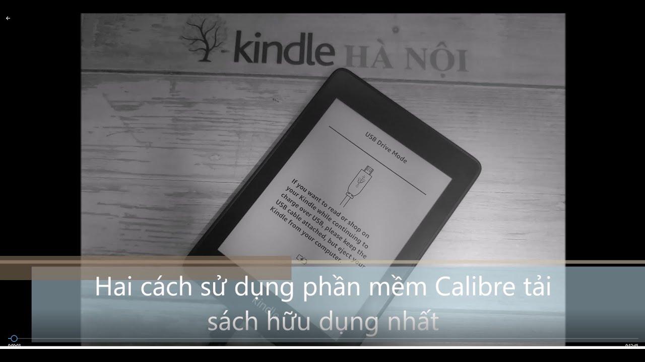 Hai cách tải sách độc đáo và tiện dụng bằng phần mềm Calibre – Kindlehanoi.vn