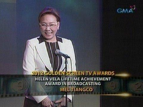 Mga personalidad at programa ng GMA Network, pinarangalan sa Golden Screen TV Awards