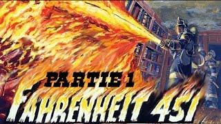 Lecture - Fahrenheit 451 - partie 1