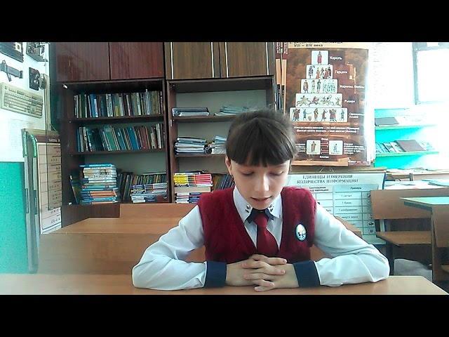 Изображение предпросмотра прочтения – АлинаАюкаева читает произведение «Крохотки: Утенок» А.И.Солженицына