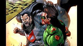 General Zod Destroys Green Lanterns ( Hal Jordan & Kyle Rayner )