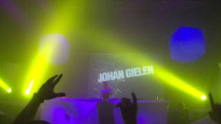Johan Gielen plays Silence (Airscape Remix)