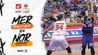Full Game: Meralco vs NorthPort | PBA Governors' Cup 2019