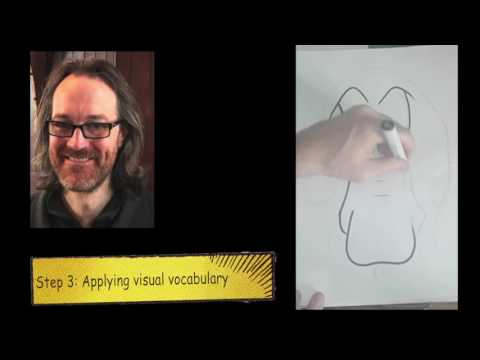 Beginner's Caricature Tutorial #1: The 3-Step Process