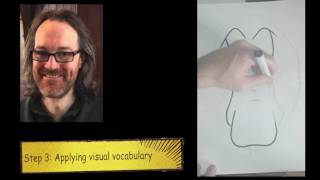 Beginner's Caricature Tutorial #1: The 3-Step Process