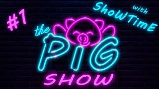 Tobias 'Sieber' Showtime - The PiG Show #1 Is Zerg still imba? Showtime talks lategame PvZ