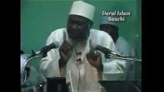 Repeat youtube video Ciwon ZINA daga bakin Skeikh Ahmad Tijjani Yusuf