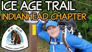 ICE AGE TRAIL WISCONSIN: I¢e Age Trail Backpacking Camping - Multi-day Backpacking Trip
