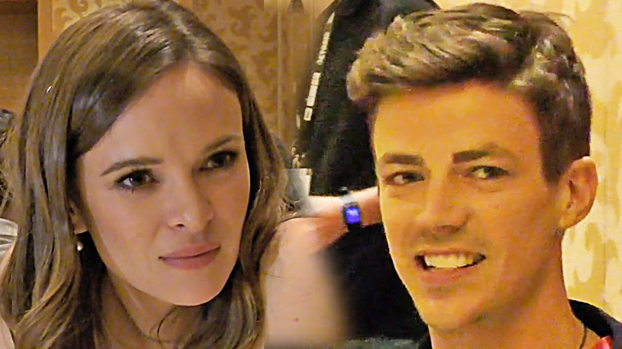 The Flash - Season 5 - exclusive #comiccon interviews (2018)
