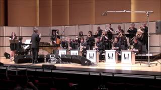 The First Circle—Central Washington University Jazz Band 1