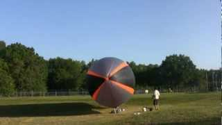 RC Hot Air Blimp Project