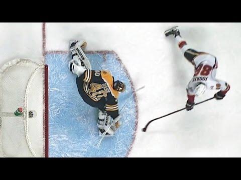 Shootout: Flames vs Bruins