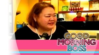 [Good Morning Boss] REEL Talk with Willen Ma [09|15|15]