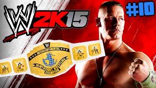 WWE 2K15 : Auf Rille zum Titel #10 [FACECAM] - TITELKAMPF !! HD