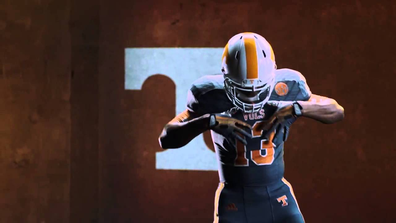 Tennessee Volunteers New Jersey Youtube