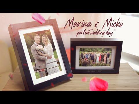 Hochzeits-Video (aus Fotos)
