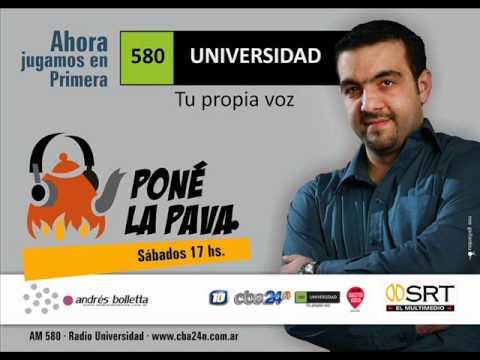 PONE LA PAVA 1° Programa 22-03-14