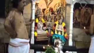 Seva Kalam Thodakkam Swami Desikan Thirunakshtram at Mumbai Desika Sabha on Day 9