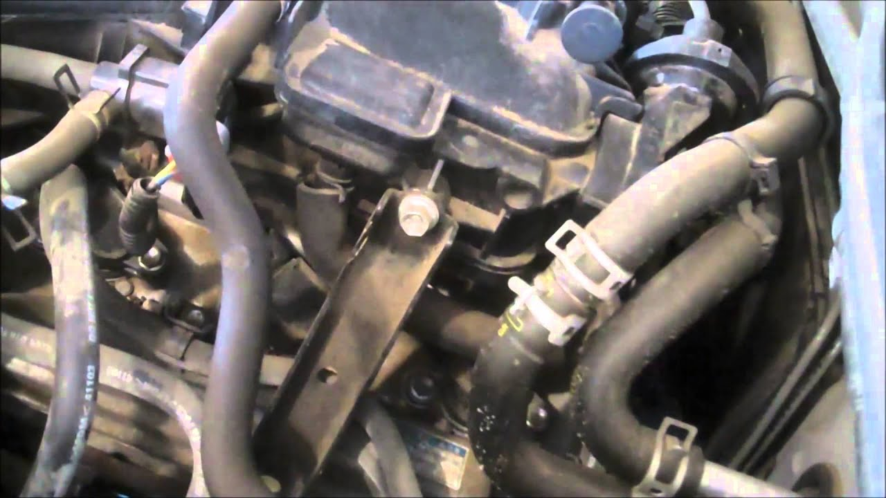 maxresdefault spark plug replacement toyota tacoma 4 0l 2004 2008 install remove Chevy Engine Wiring Harness at gsmx.co