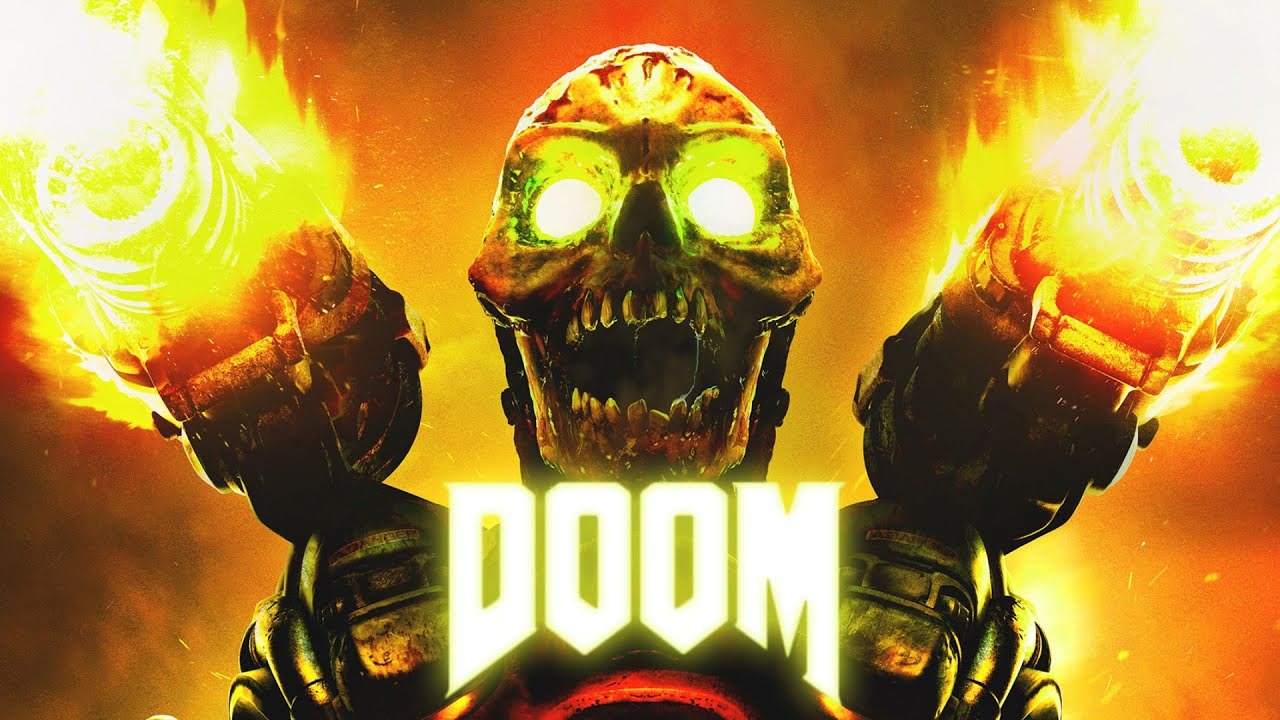 doom 4 all cutscenes game movie full story 1080p hd d