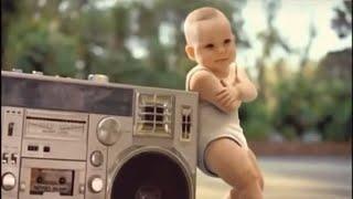 Lahore guru randhawa | Baby funny dance