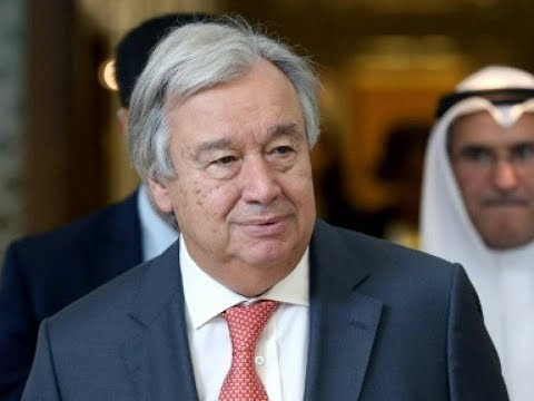 Syria Crisis: Sweden, Uruguay submit draft resolution on UN Syria JIM to UNSC
