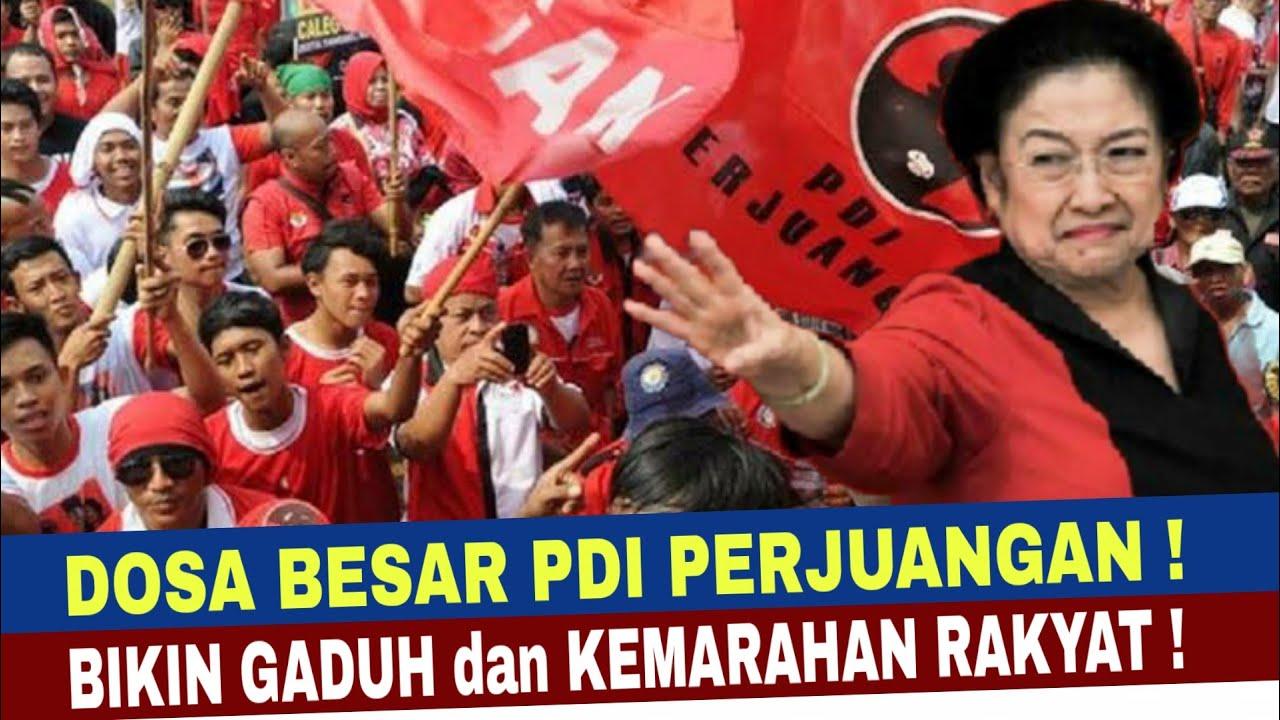 BERITA TERBARU ~03 JUNI 2020 - Dosa Besar PDIP !