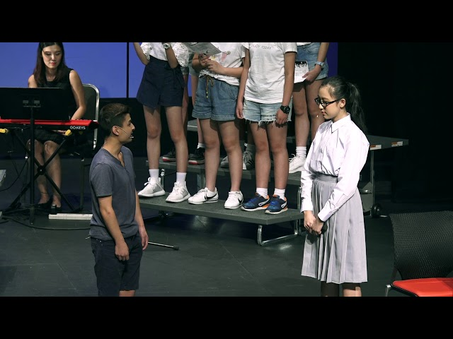 音樂劇  高班團員 《躍聲夢》 (南區少年兒童合唱團)