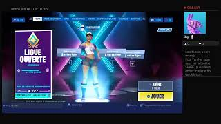 Live Fortnite #282 I buy the season 10 fight pass with you!