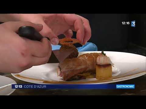 Le concours des maîtres restaurateurs dans les Alpes-Maritimes