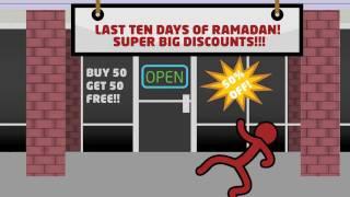 [ProductiveRamadan] ProductiveMuslim Animation 13:  Worship NOT Shop in Last 10 Days!!