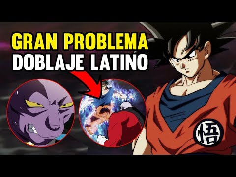 ¡MALAS NOTICIAS! PROBLEMAS CON DRAGON BALL SUPER LATINO Y SU