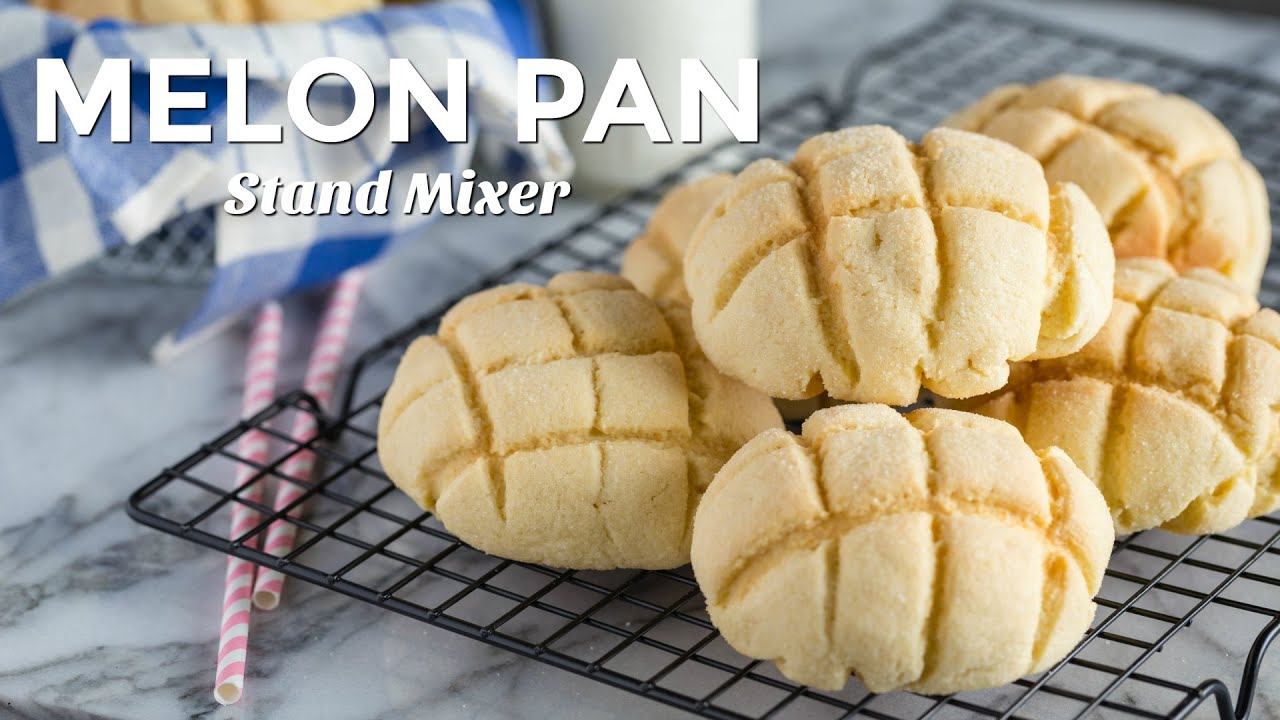 Melon Pan メロンパン • Just One Cookbook