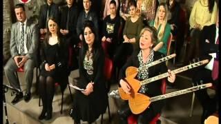 TÜRKÜLERLE - DENİZLİ BELEDİYE KONSERVATUVARI - TRT MÜZİK TV.