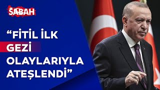 SON DAKİKA Başkan Recep Tayyip Erdoğandan önemli açıklamalar...