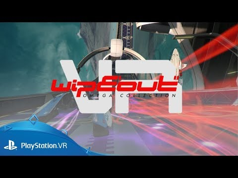 WipEout Omega Collection | Accolades Trailer | PlayStation VR