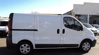 Renault Trafic L1H1 PACK CLIMA para Venda em Arnaut  e  Filhos . (Ref: 487948)